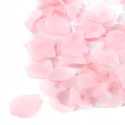 100 St. Rosenblätter (rosa) Blütenblätter für Hochzeit