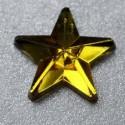 Selbstklebende Schmucksteine - Stern